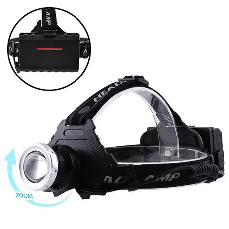 Супермощный налобный фонарик Police T50Pro-XHP50, USB фонарь ліхтарик