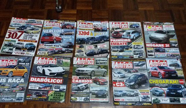 32 Revistas AUTO FOCO