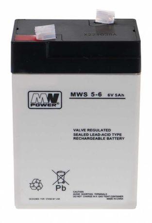 Akumulator żelowy 6V/5Ah