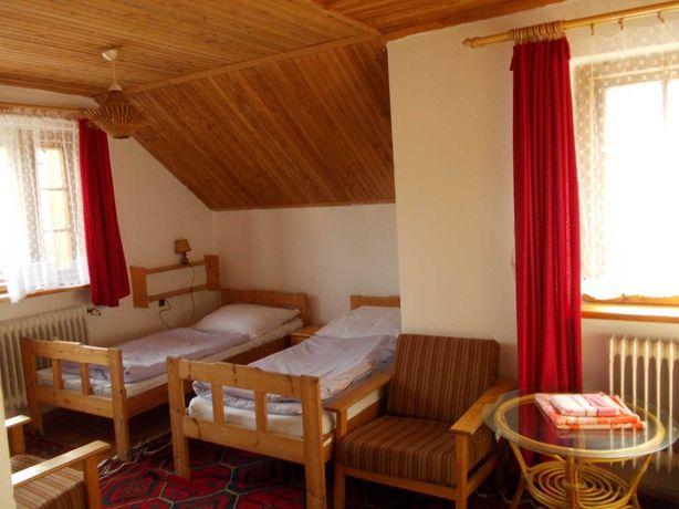 Pól domku-2 pokoje (2+3) w Karpaczu-wolne na Sylwestra..