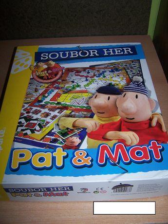 Pat i Mat-Gra planszowa unikat na Polskim rynku