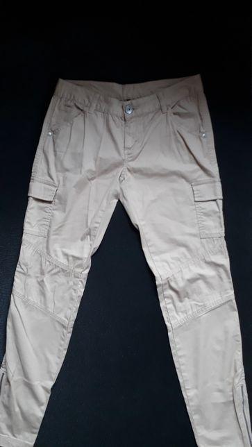 Spodnie 36/38 skinny Bereshka S/M Benetton Fashion