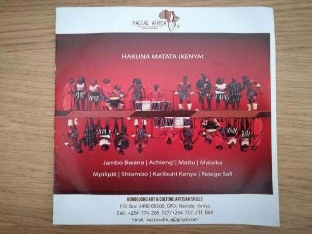 Música africana - Hakuna Matata (Quénia)