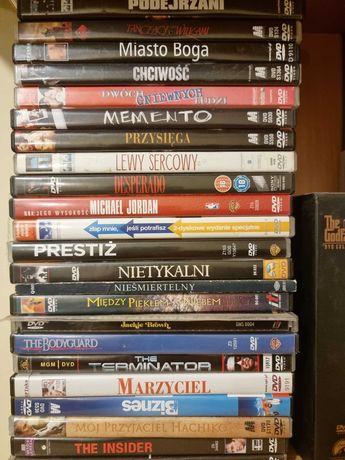 Zestaw filmów DVD 70 szt- 100zł