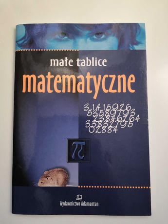 Małe tablice matematyczne. 2004