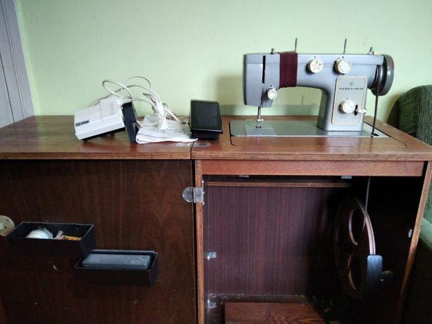 Швейна машинка Чайка 142 М з електроприводом. Можливий ОБМІН