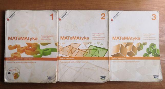 Matematyka 1,2,3