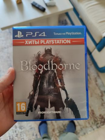 Игра Bloodborne PS4 / PR 5