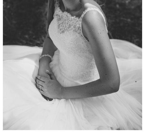 Suknia ślubna Vanessa rozmiar 36! Polecam!