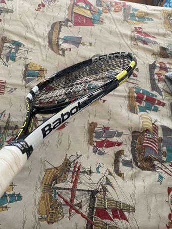 Raquete tênis babolat em excelente estado