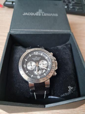 Zegarek Jacques Lemans Apart chronograf