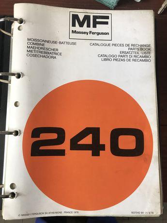 Massey Ferguson каталог оригінал!