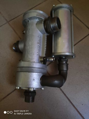 Zawór sterujący RMS-2000 clemco do piaskarki