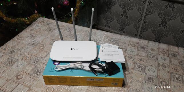 WI-FI Роутер TP-Link TL-WR845N v4 300 Мбит/с