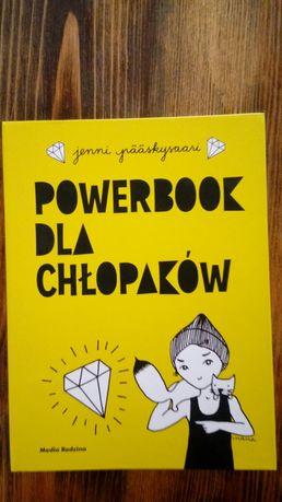 """"""" Powerbook dla chłopaków """""""