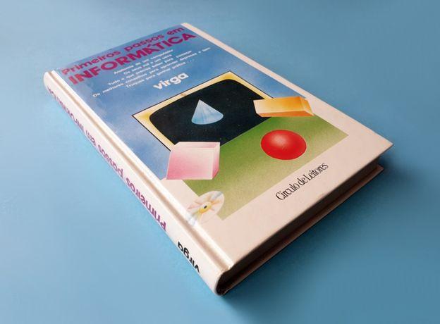 """Livro """"Primeiros Passos em Informática"""" - Virga"""