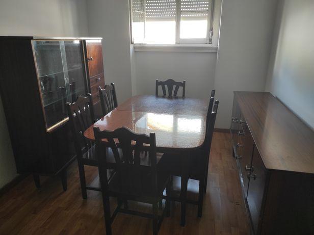 Mobília completa de sala