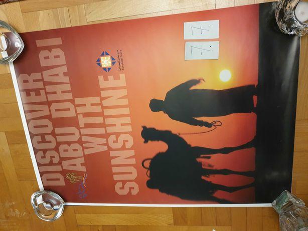 Plakaty cz15  Andaluzja, Dubaj, Malezja, Tuborg