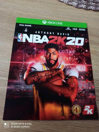 Gra NBA 2K20 100% NOWA !!