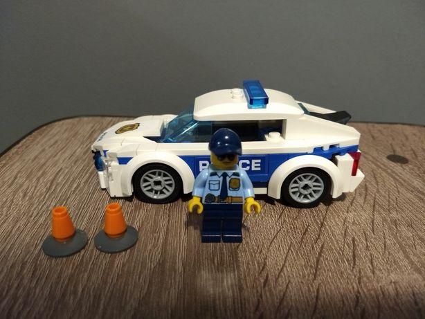 Lego City Лего Сити 60239 полицейский патрульный автомобиль
