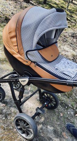 Wózek dziecięcy 2w1 Anex Sport type/M FOXY gondola spacerówka