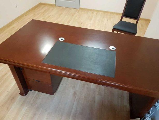 Sprzedam biurko z kontenerem + komoda GRATIS!