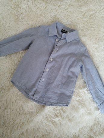 Koszula dla chłopca 92 Lupilu