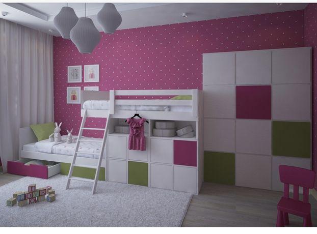 Кровать детская (ліжко дитяче)