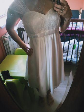 Śliczna sukienka wizytowa