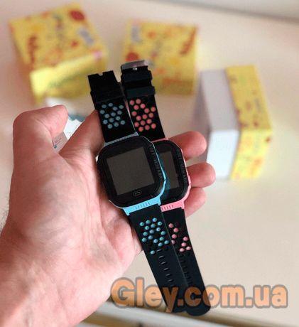 Smart Watch Детские Смарт-часы Максимальная Версия+Подарок Наушники TW