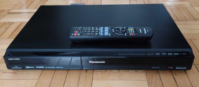 Nagrywarka HDD i DVD -Panasonic DMR-EH57