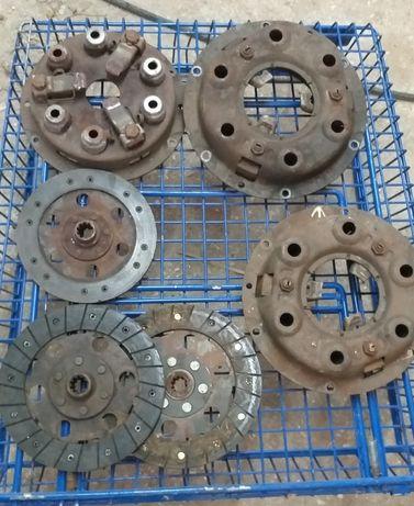 Embraiagens e discos usados para motocultivadores