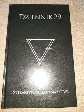 Książka Dziennik 29,nowa