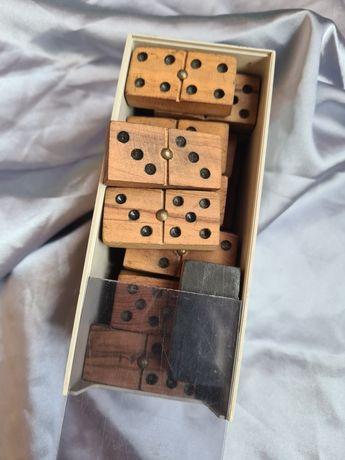 Домино деревянное