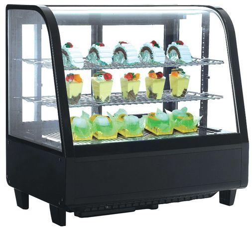 Витрина холодильная кондитерская настольная (НОВЫЕ)