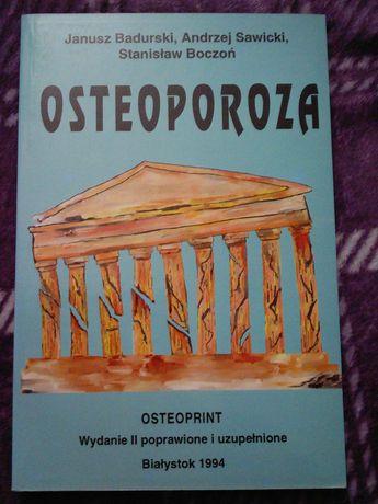 Osteoporoza - Badurski, Sawicki, Boczoń