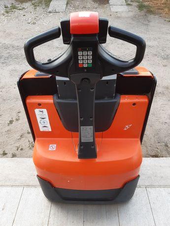 Wózek widłowy paleciak elektryczny TOYOTA BT LWE 160/2016r/1100 MTH