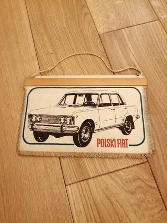 Proporczyk Fiat 125p Polski Fiat Fso