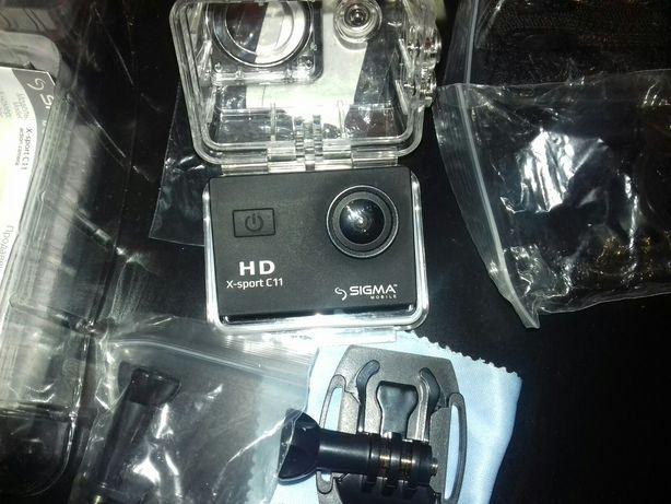 Экшн-камера Сигма Спорт 11