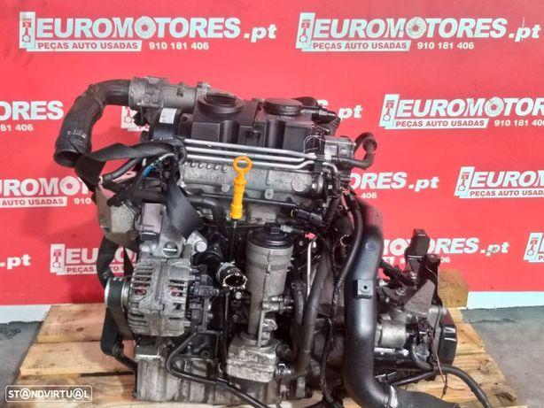Motor Seat Ibiza 1.4 TDi 80cv [ BMS ]