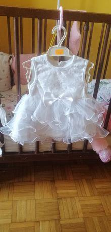 Suknia dla dziewczynki