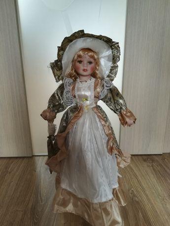 Lalka porcelanowa kolekcjonerska