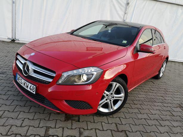 Mercedes-Benz A180 1.6 BlueEFFICIENCY 122KM 2013r