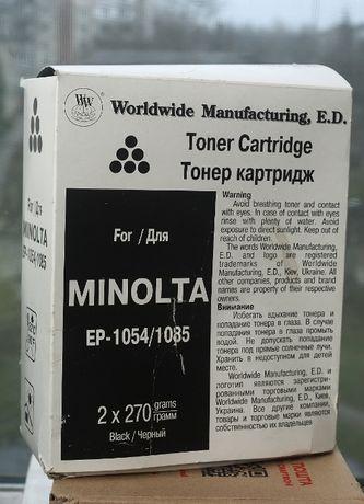 тонер минолта для копира 1054 1000 грн за 2 шт