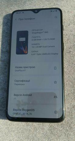 Телефон One Plus 6 T 6/128