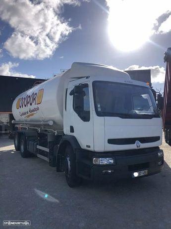 Renault Premium 370DCI - Transporte de Cereais