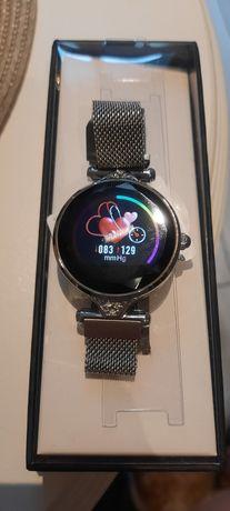 Smartwatch na gwarancji! Pomiar ciśnienia i inne funkcje