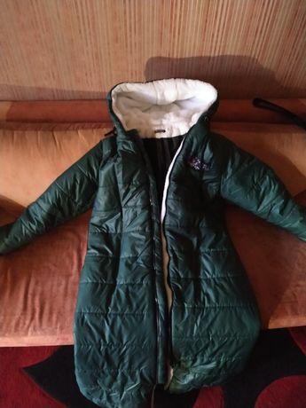 Зимнее пальто, в отличном состоянии. 52-54р