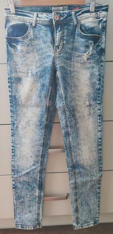 Spodnie jeansy Skinny House 38 (M)