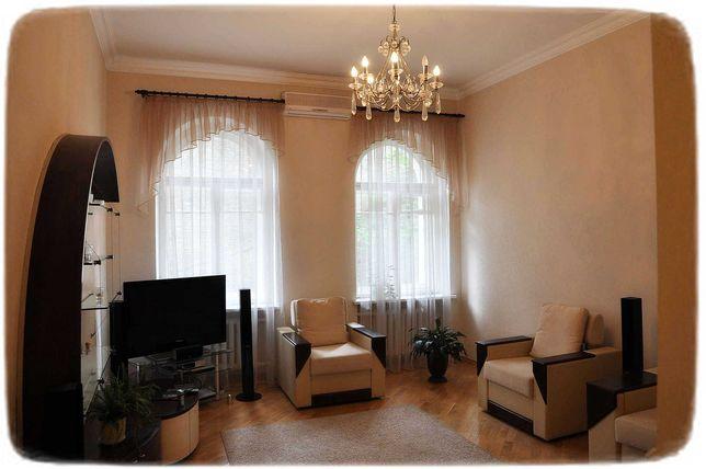 Изысканные апартаменты в центре Киева в аренду от ХОЗЯИНА